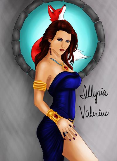Allyria Lyall