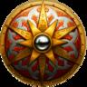 Small Metal Shield