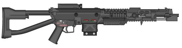 L-20 Pulse Rifle