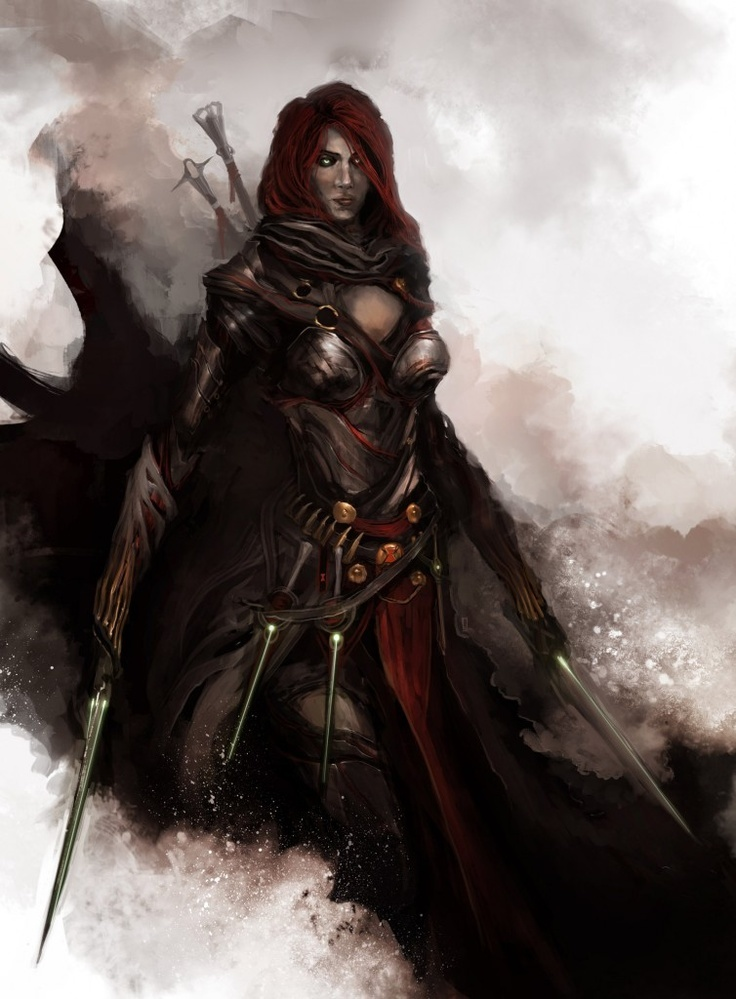 Lady Silivrien