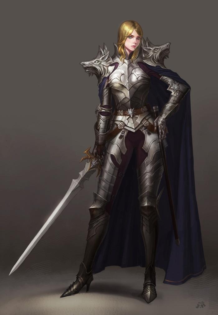 Lady Gwendolyn Brightshield
