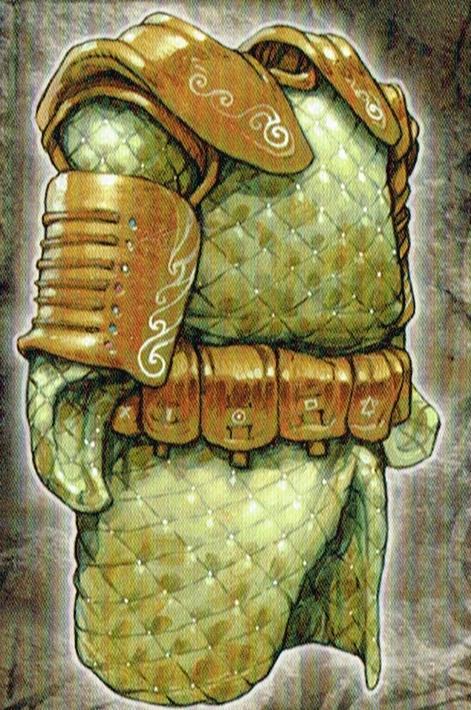 Quinvera's Crystal Armor