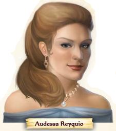 Audessa Reyquio