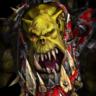 Warboss Skull Splita