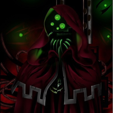 Tech-Priest Raythus