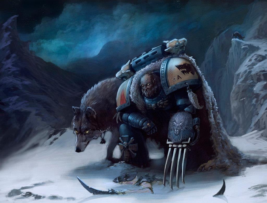 Hoargar Wolfmantle