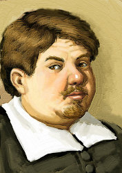 """Leoben """"Leo"""" Droverson the Merchant"""