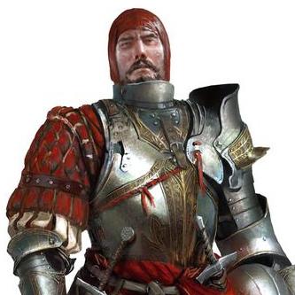 Sir Magorn Vanderholt