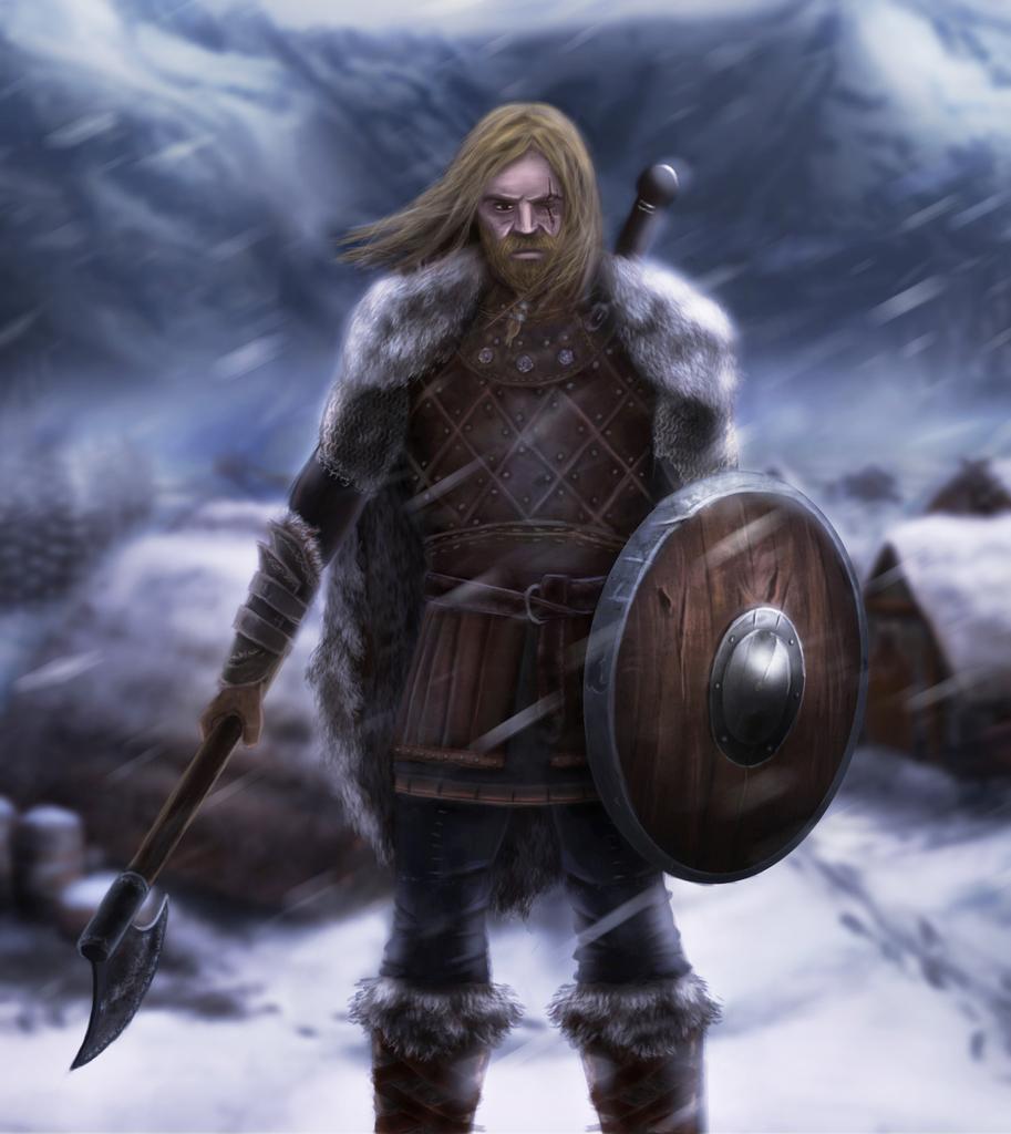 Chief Brandur Greyskull
