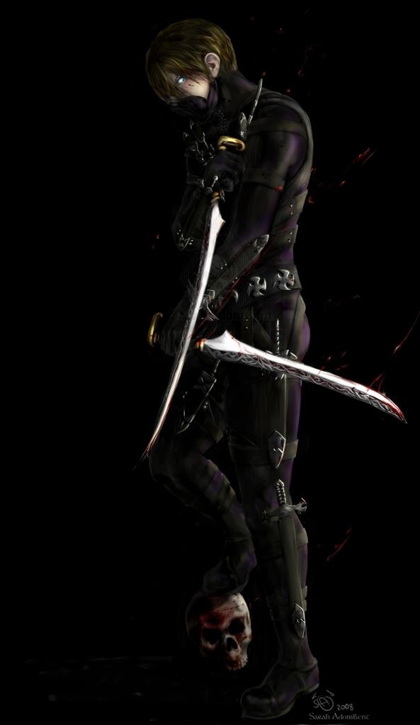Black Widow Assassins