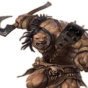(Monster) Ogre