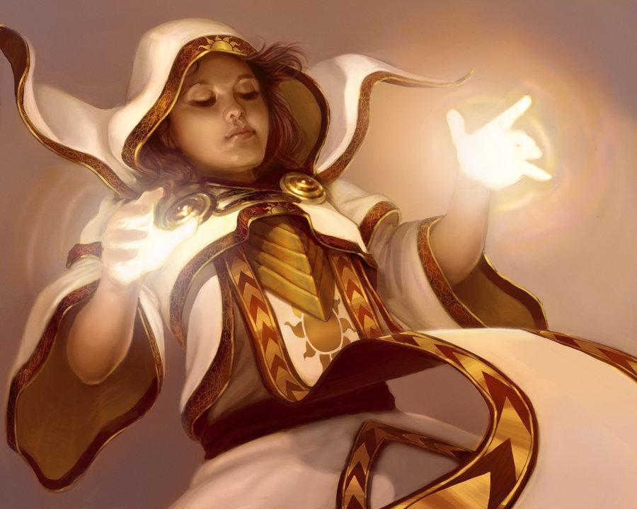 Ylva, Priestess of Daach