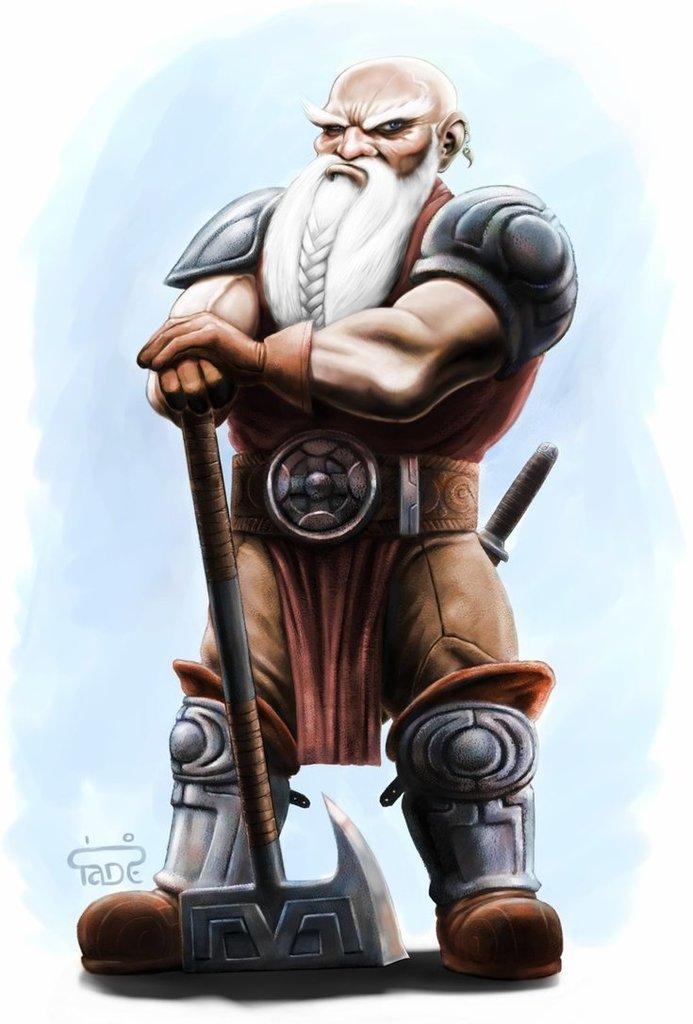 Ragnar Ironfist