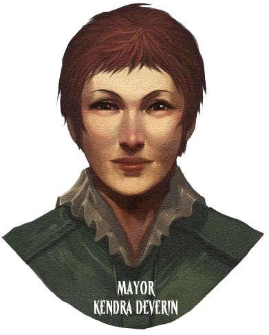 Mayor Deverin