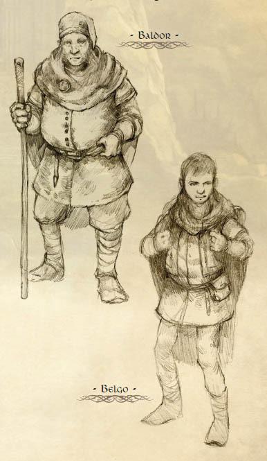 Baldor and Belgo