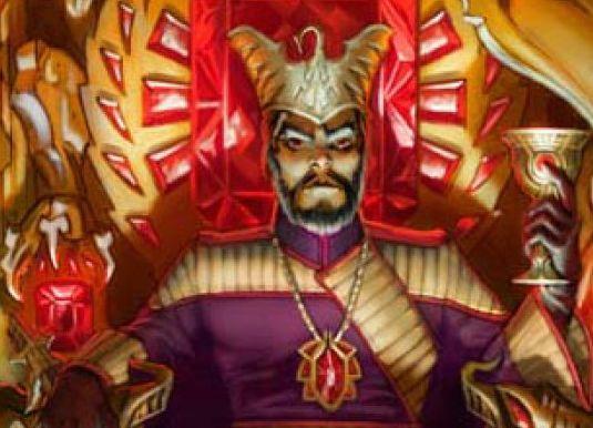 Heinreig III, Emperor of the Dragon Empire