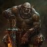 """Gruskarr Sangue Negro, o """"Campeão"""""""