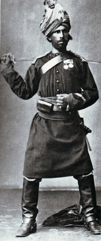 Lt. Gubdan Tripathi