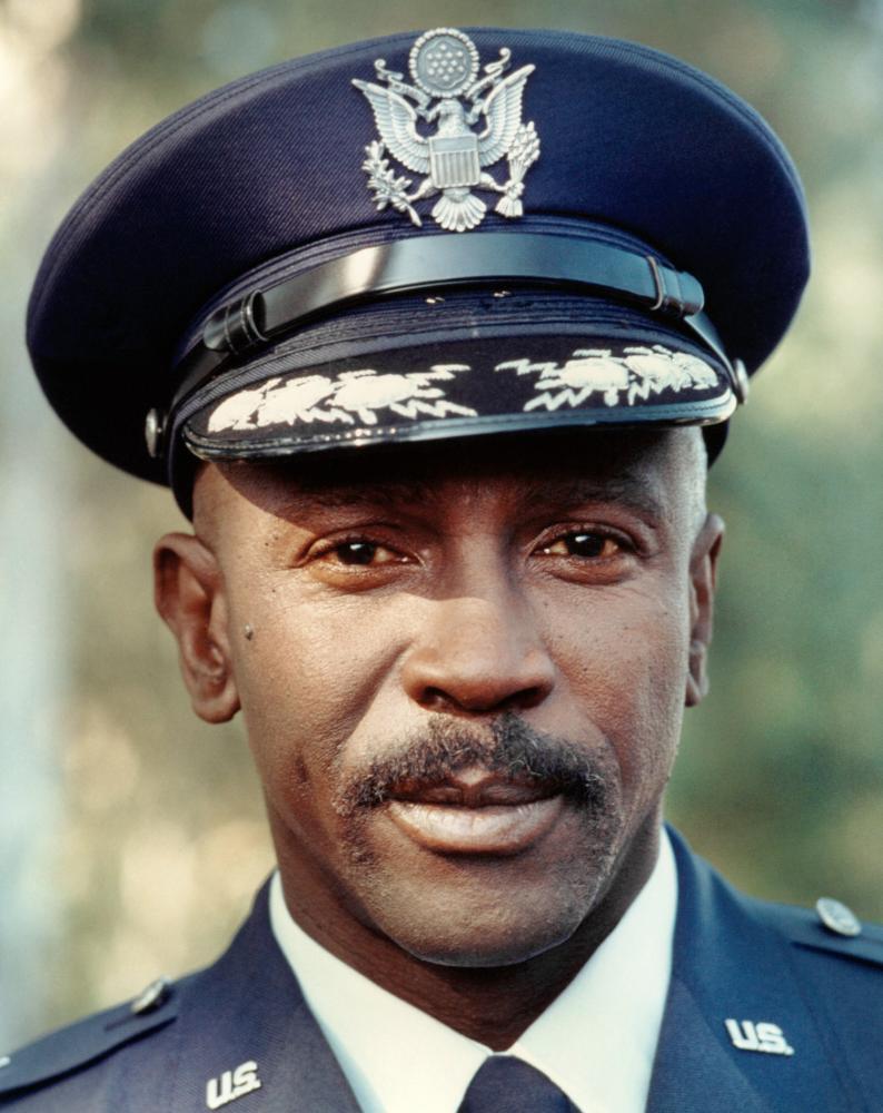 Major General Marcus Cross