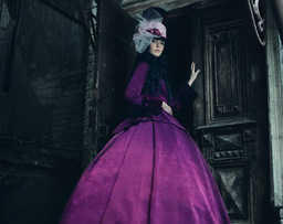 Queen Allegra Stratos