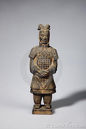 Terracotta Talisman (warrior)