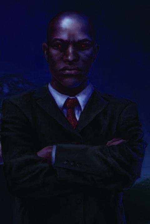 Mister Emersonas Gillen, Archon