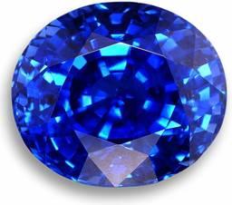 Sapphire Eye of Diplomacy