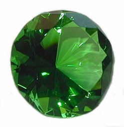 Emerald Gemstone of Inquiry