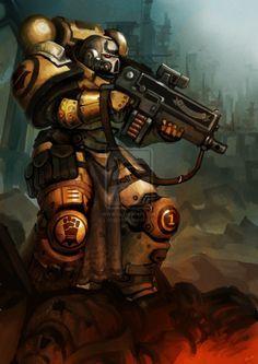 4th Tactical Squad 'Tarcus'