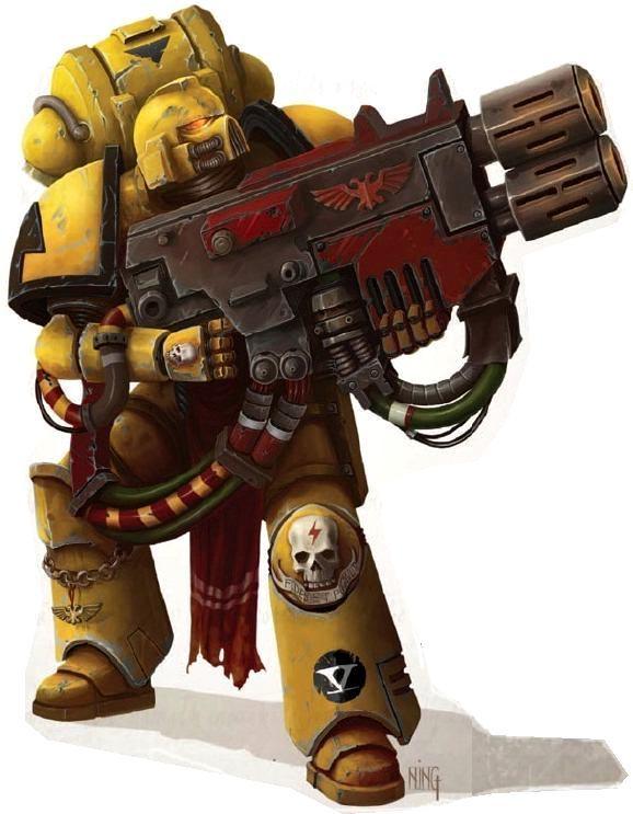9th Devistator Squad 'Darx'