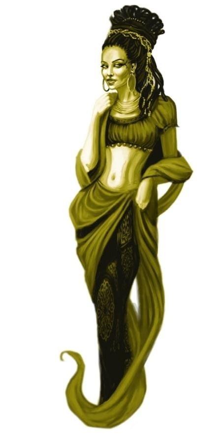 Miss Liucija Fuler, Keeper of Elysium