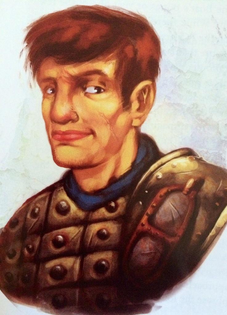 Sir Gyrad Tolgrith