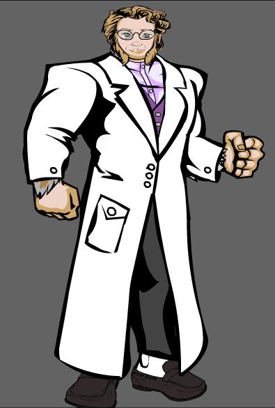 """Dr. Henry """"Hank"""" Brunner"""