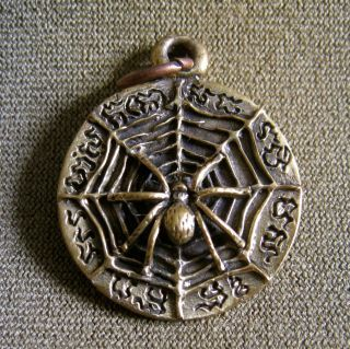 Amulet of the Spider