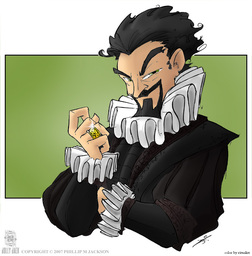 Mr. Slackbladder