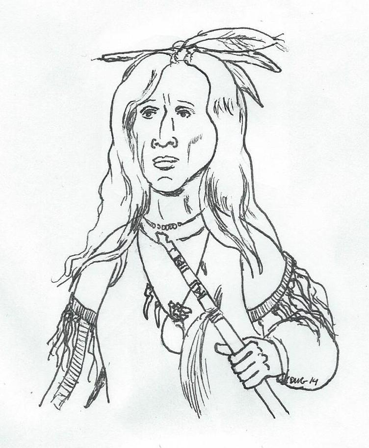 Taylor Hunting Eagle