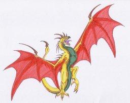 Mystic Wyver-Bat