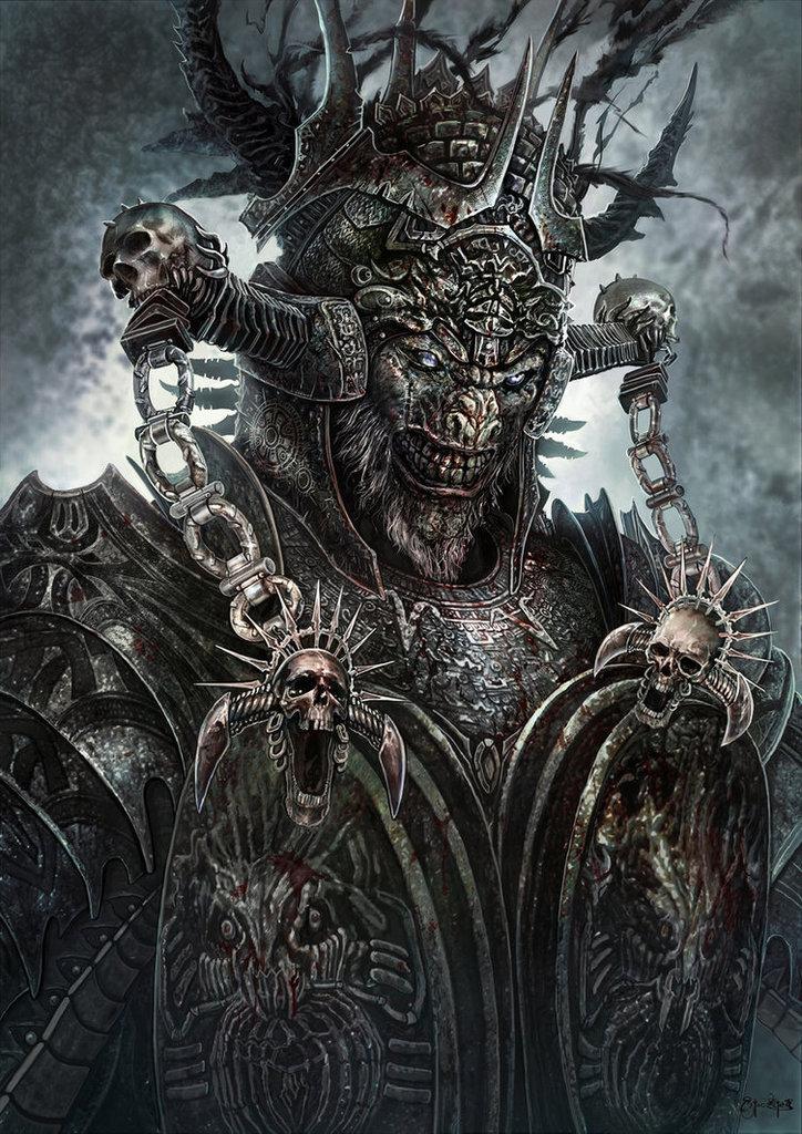 Overlord Korgrall