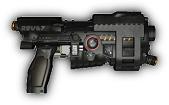 Energy Pistol, Mark V Blaster
