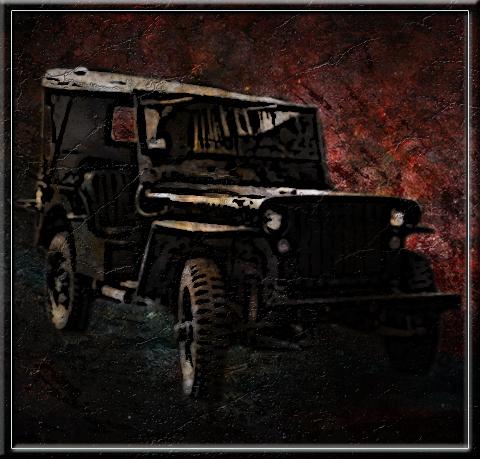 Jack's 1947 Jeep