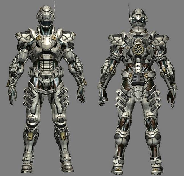 Armor, Powered / Inertia (UWS)