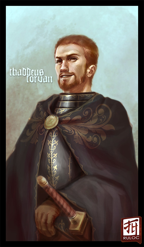 [Wallon] Lord Ragard Wallon