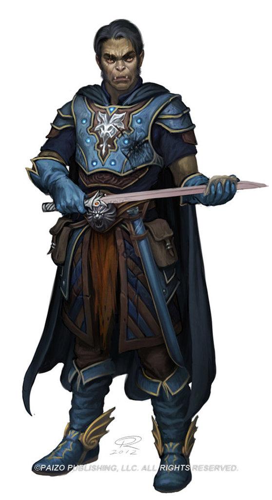 Sergeant Verghat Maerwatch