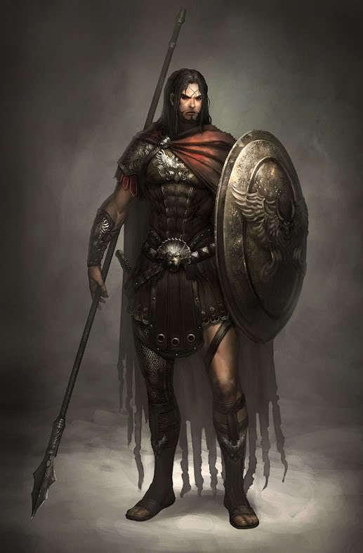 First Spear Athias