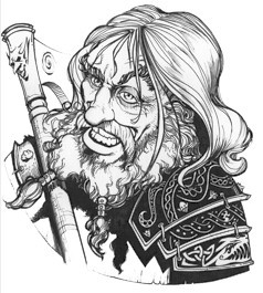 Sarp Redbeard