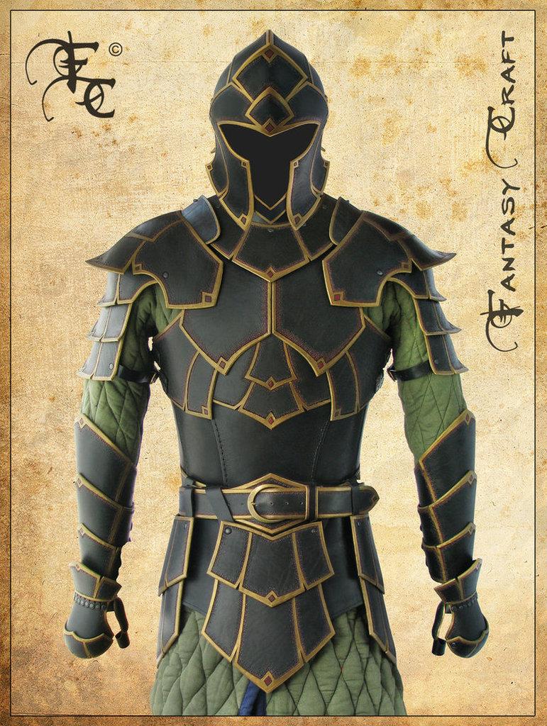 Darkleaf Armor