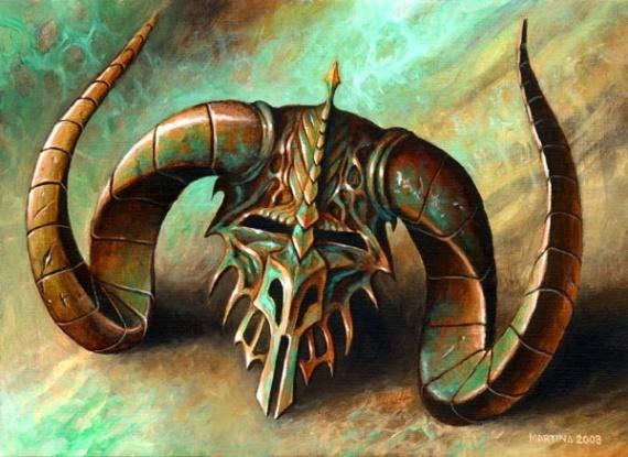 Horned Helm