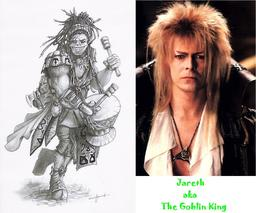 Jareth aka The Goblin King