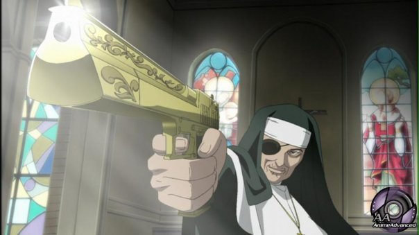 Sister Yolanda
