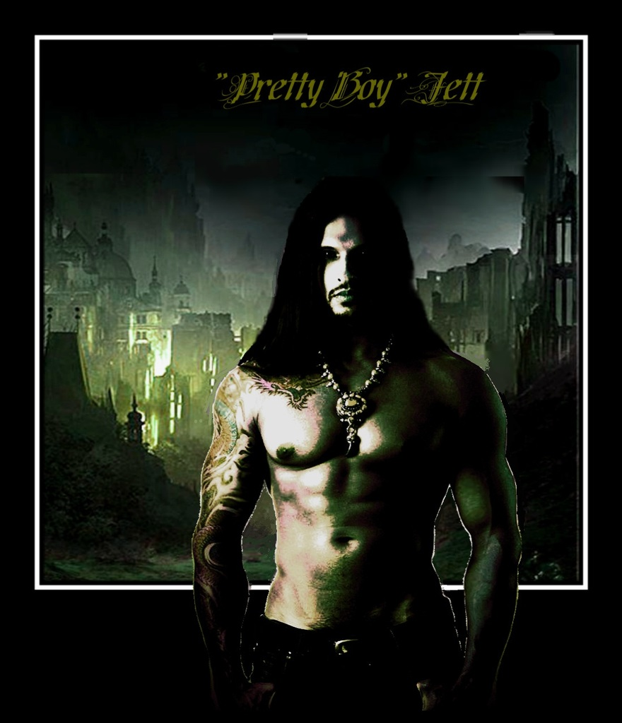 """Pretty Boy"" Jett the Battlebabe"